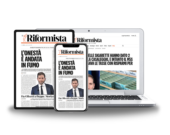 Il Riformista, il quotidiano