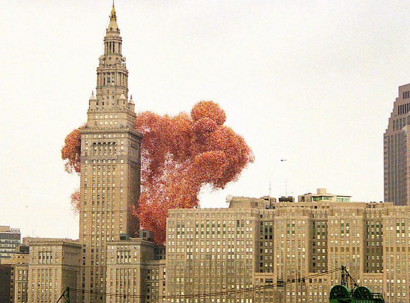 Da record a disastro: la storia del Balloonfest di Cleveland del 1986
