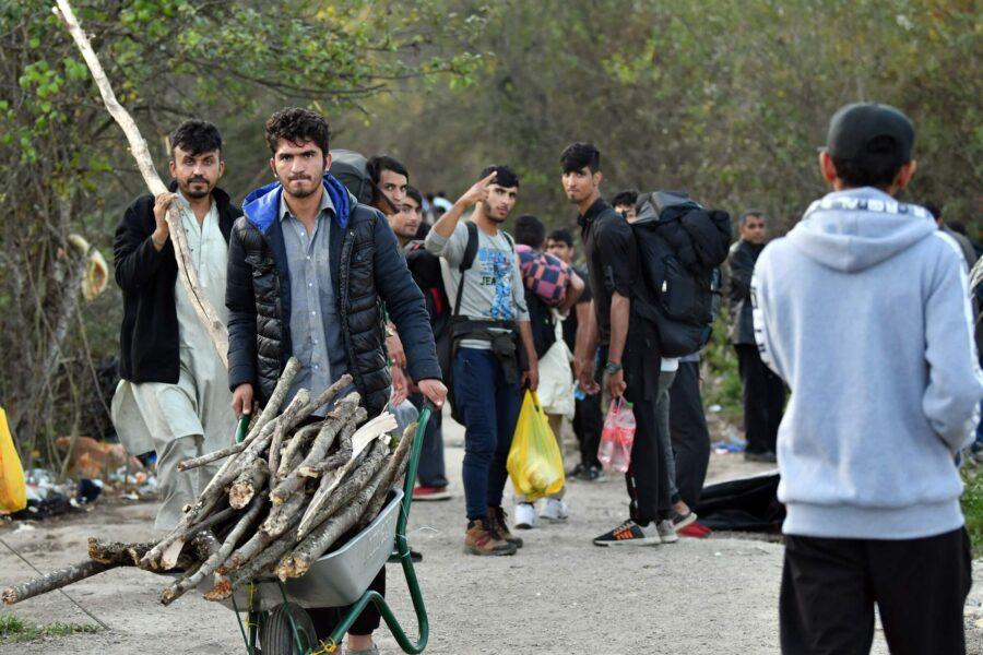Dati migranti, in calo il numero degli sbarchi in Italia