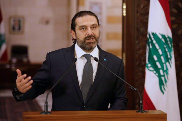 Libano, il premier Hariri si dimette