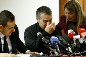"""Omicidio Luca Sacchi, l'autopsia: """"Si è difeso parando i colpi di mazza"""""""