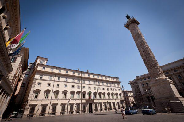 Palazzo Chigi (Foto di repertorio)