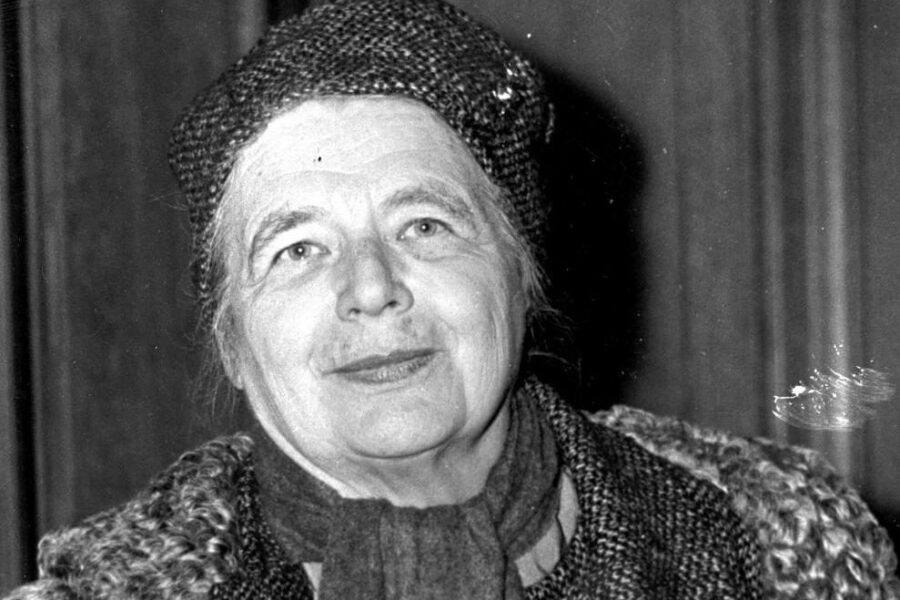 "Intervista a Marguerite Yourcenar: ""De Beauvoir? Mai letta. Eco? Un superficiale"""