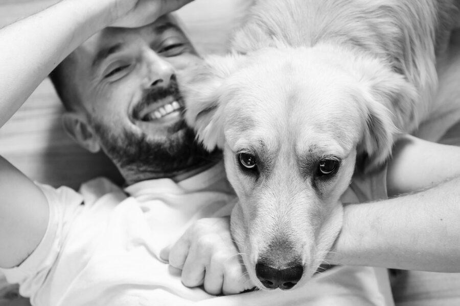 Avere un cane salva la vita, fa diminuire rischio di infarto e ictus