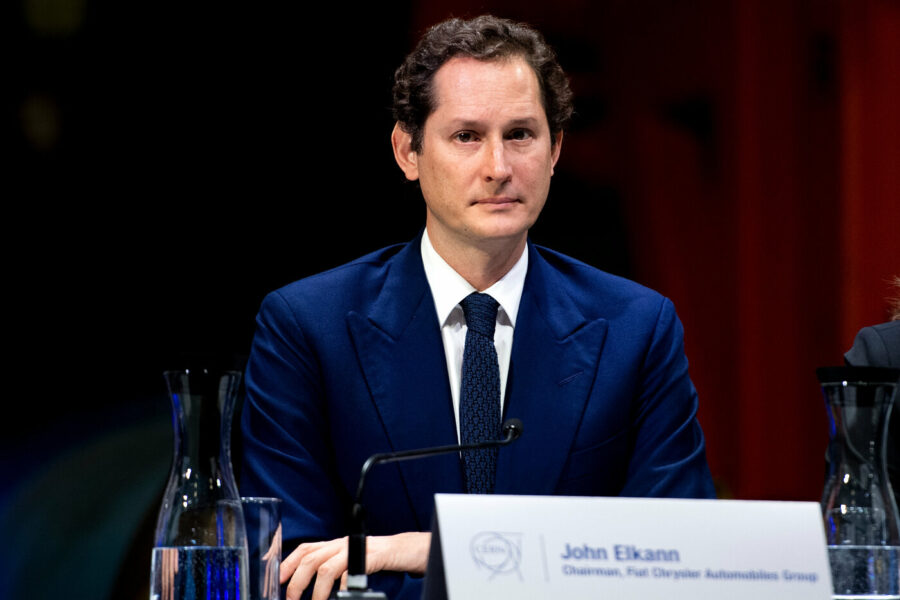 MF - Fca di Agnelli-Elkann chiede garanzie alla Sace