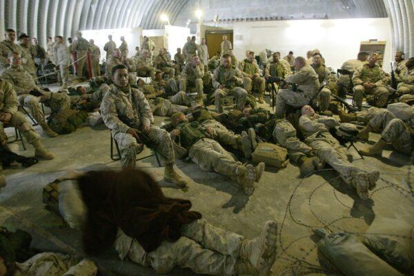marines-dormono