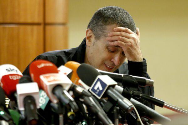 """Omicidio Luca Sacchi, le lacrime del papà: """"Anastasia come una figlia, l'amavo"""""""