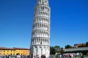Perché la Torre di Pisa resiste ai terremoti: la spiegazione