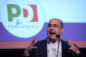 """Prescrizione, Zingaretti media: """"tempi certi per i processi"""""""