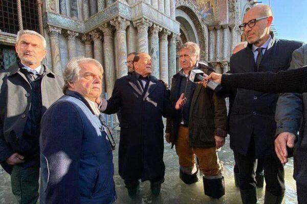 brunetta berlusconi venezia