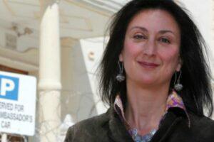 L'omicidio di Daphne Caruana Galizia: arrestato il presunto tramite tra killer e mandanti