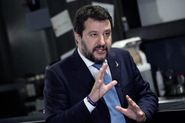 Salvini contro il reato di tortura