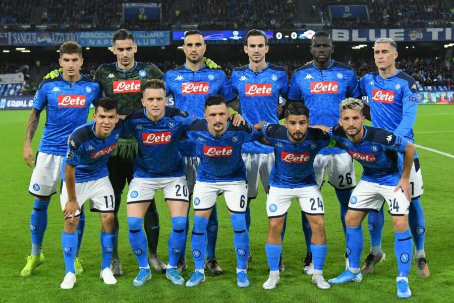 Il virus ferma anche il Napoli, 5 giorni di riposo per gli azzurri