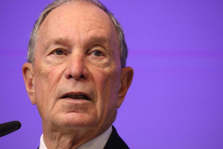 """Presidenziali Usa, Trump ridimensiona Bloomberg: """"Non farà bene"""""""
