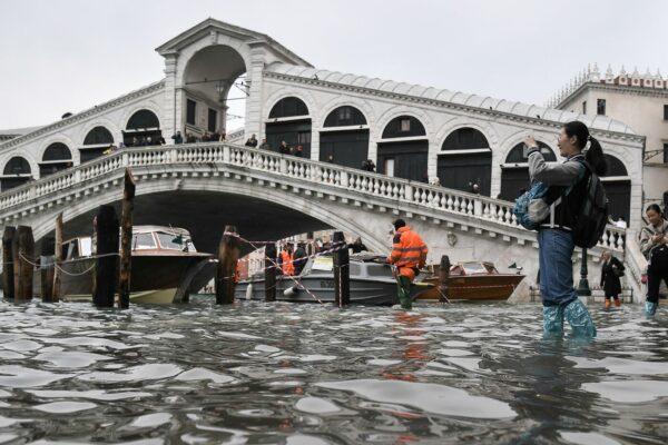 Maltempo Venezia, raccolti 486mila euro con il numero solidale