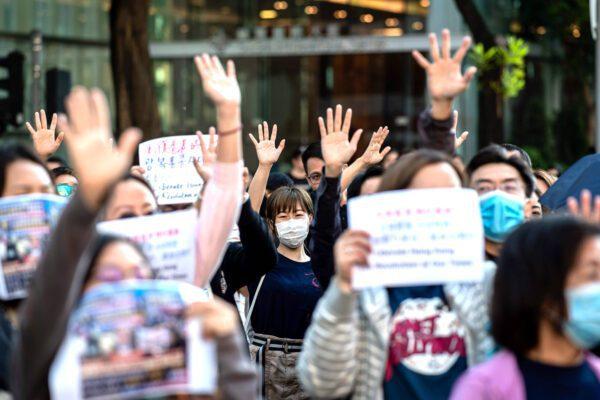 Che errore stare zitti su Hong Kong