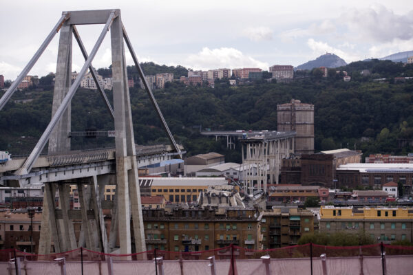Genova, spunta il report nascosto: nel 2014 già dichiarato 'a rischio crollo'