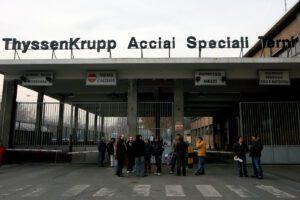 Acciaieria ThyssenKrupp