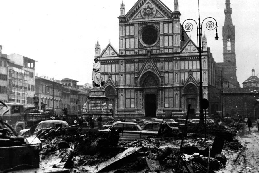 Alluvione di Firenze, il ricordo per non dimenticare