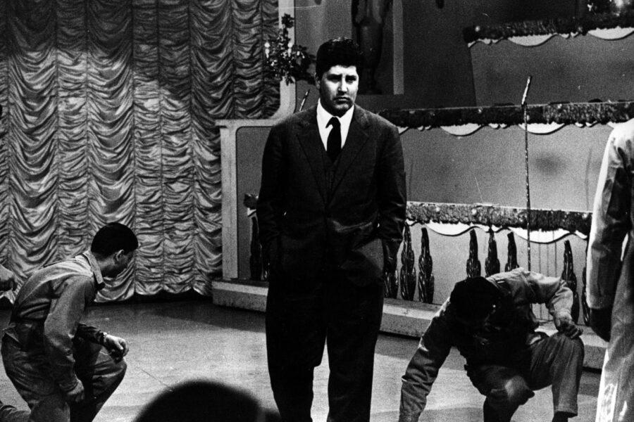 Addio Antonello Falqui, padre del varietà all'italiana