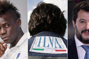 Salvini contro Balotelli, paragone assurdo tra razzismo e operai