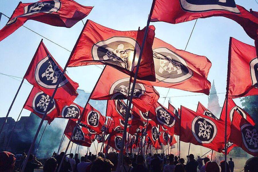 Processo a Casapound, assoluzione a Napoli per 35 militanti