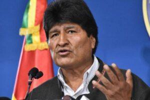 Messico accorda asilo politico a Evo Morales