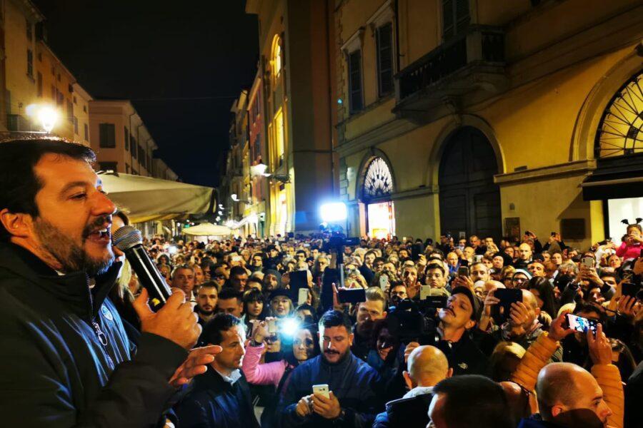 foto facebook Matteo Salvini