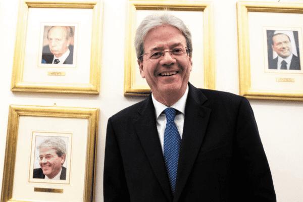 Paolo Gentiloni, un conte a Palazzo Berlaymont