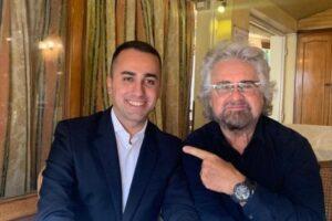 """M5s, incontro tra Di Maio e Beppe Grillo: """"D'accordo su tutto"""""""