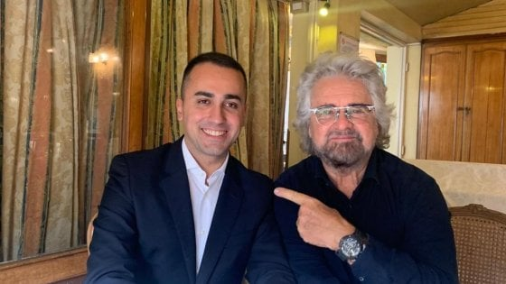 """Di Maio – Grillo: """"con la sinistra possiamo fare progetti"""""""