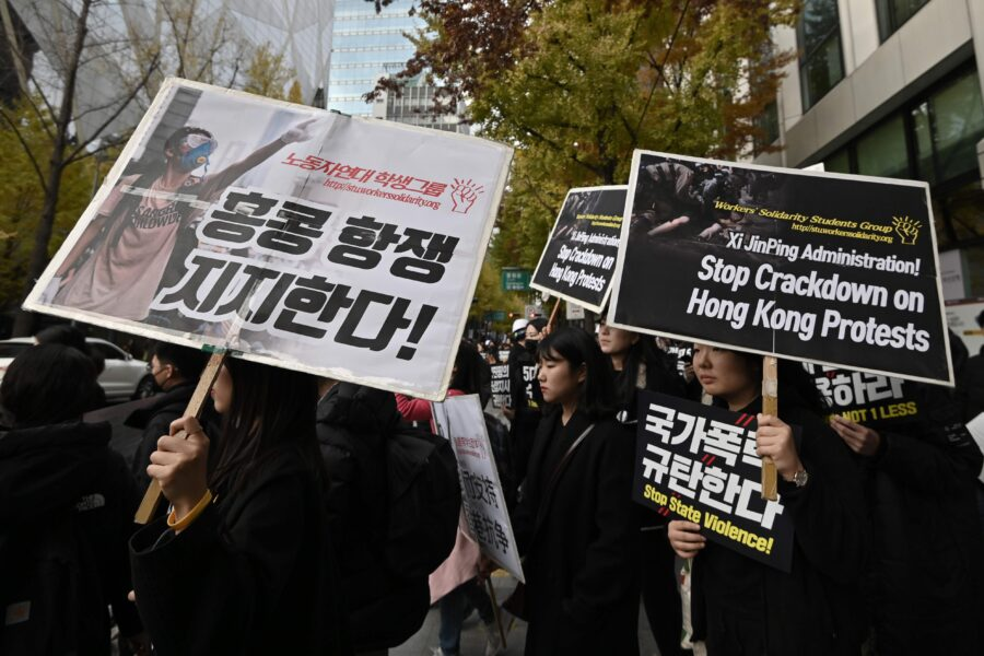 Elezioni a Hong Kong, dopo le proteste affluenza record