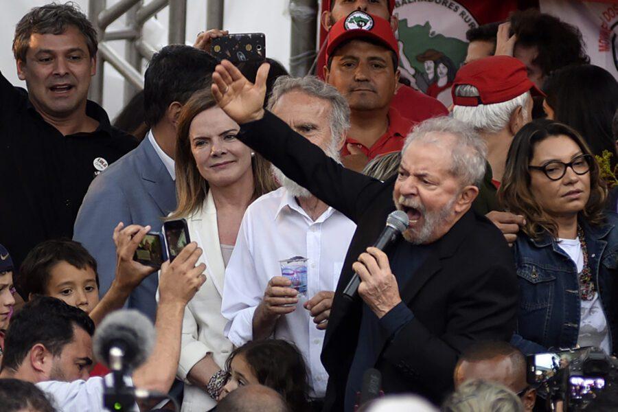 Liberato Lula, salta in aria la Mani pulite brasiliana