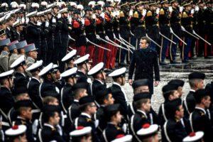 Difesa comune europea: sì, Macron va preso sul serio