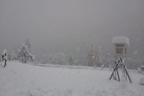 Il maltempo flagella l'Italia: a Venezia week end di alta marea, Alto Adige sotto metri di neve