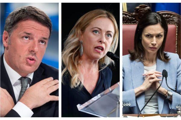 """Intesa Renzi-Carfagna, tackle della Meloni: """"Mara presidente della Campania"""""""