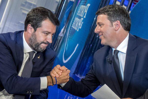 Boom di Renzi nelle grandi città, la Lega vola nei piccoli Comuni