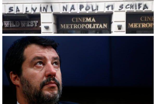 Salvini 'colonizza' la Campania, coordinatore lombardo e sfida ai tre moschettieri