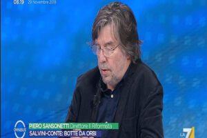 """Sansonetti sul Mes: """"Governo gialloverde blinda il patto e poi dice che fa schifo"""""""