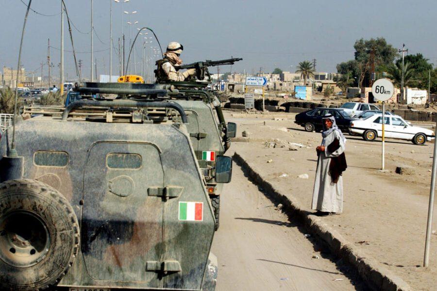 Attentato Iraq, come stanno i cinque militari italiani feriti: due le amputazioni