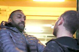Giornalista di Rai2 aggredito a Ostia da Roberto Spada