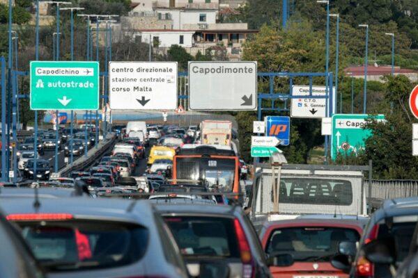 Stress da traffico? No, a Napoli lavoro e famiglia agitano di più