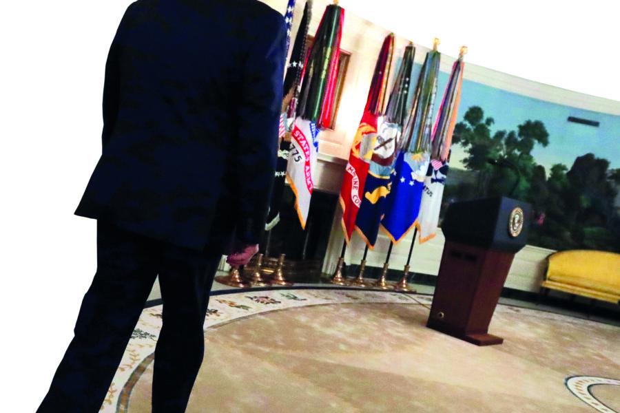 Nuovo teatro impeachment, Nancy e Donald si azzannano