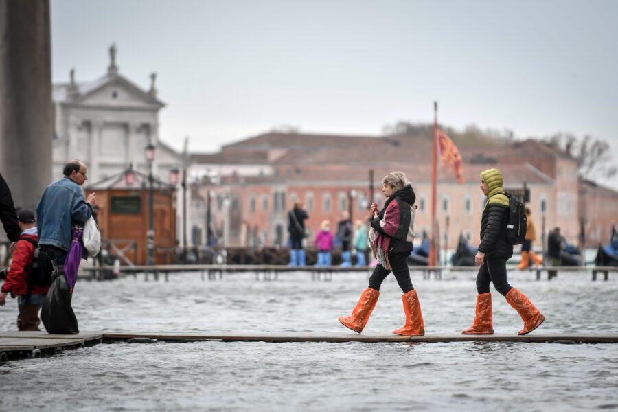 Venezia, fondi per 20 milioni e commissario