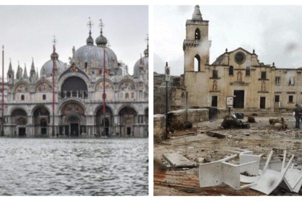 """Venezia aiutata, Matera dimenticata"": la polemica dilaga sui social"