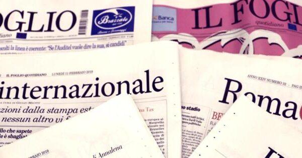 """Editoria, """"niente contributi"""" per Il Foglio: nuovo caso dopo Radio Radicale"""