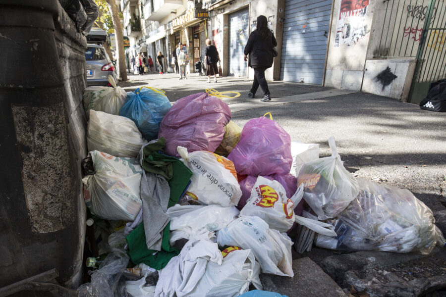 Problema rifiuti, nuovi impianti per favorire la raccolta differenziata