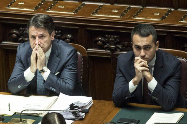 Conte e grillini all'angolo, Fase 2 del governo a trazione europea e dem