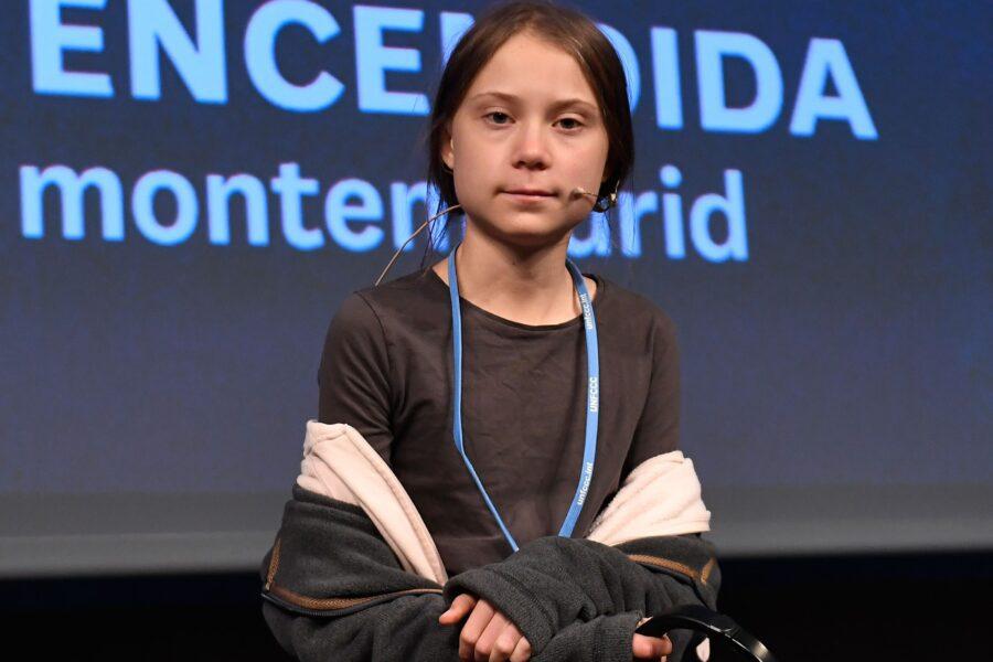 """Cop25, Greta Thunberg: """"Danni all'ambiente già visibili nel presente"""""""