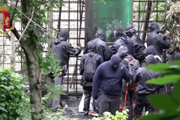 Blitz della Digos contro i leader di Askatasuna per l'assalto al cantiere Tav